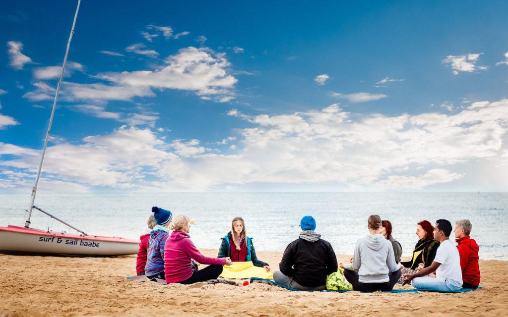 Yogareisen Ostsee
